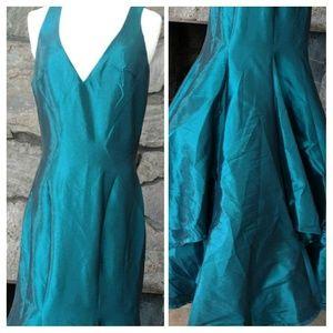 Mac Duggal Multi-Layer Full Length Gown
